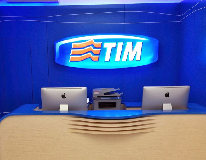 Software gestionale franchising TIM Udine